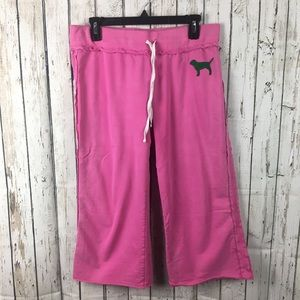 Pink by Victoria's Secret VS Capri Lounge Pants M